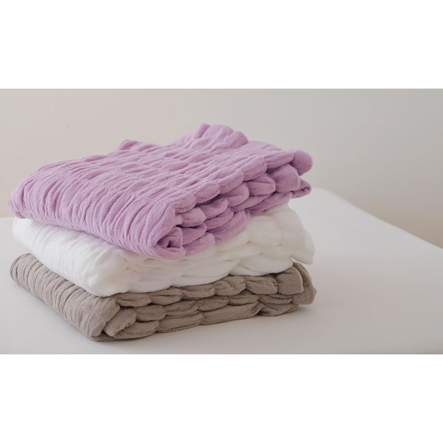 タオルケット シングル iimin 今治くるまるタオルケット おしゃれ ふんわり 綿100%|iimin|12