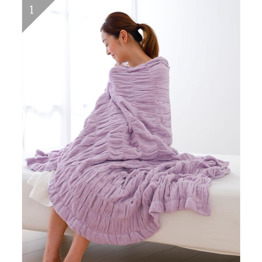 タオルケット シングル iimin 今治くるまるタオルケット おしゃれ ふんわり 綿100%|iimin|05