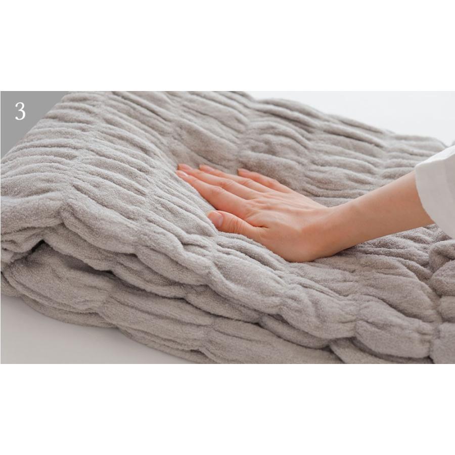 タオルケット シングル iimin 今治くるまるタオルケット おしゃれ ふんわり 綿100%|iimin|09