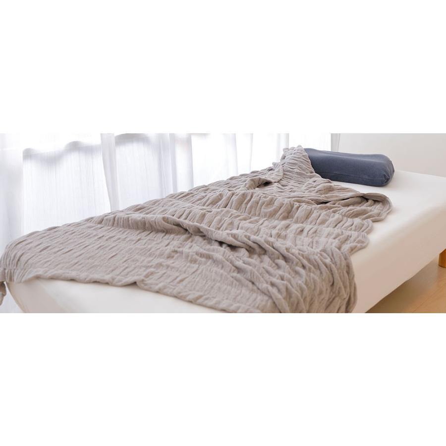 タオルケット シングル iimin 今治くるまるタオルケット おしゃれ ふんわり 綿100%|iimin|10