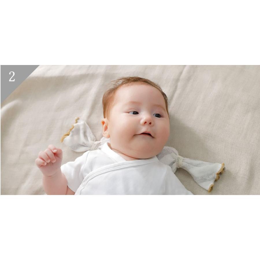 ベビー枕 iimin ベビーピロー キャンディータイプ 新生児の首元をしっかり支える ベビー用品 おしゃれなプレゼント|iimin|08