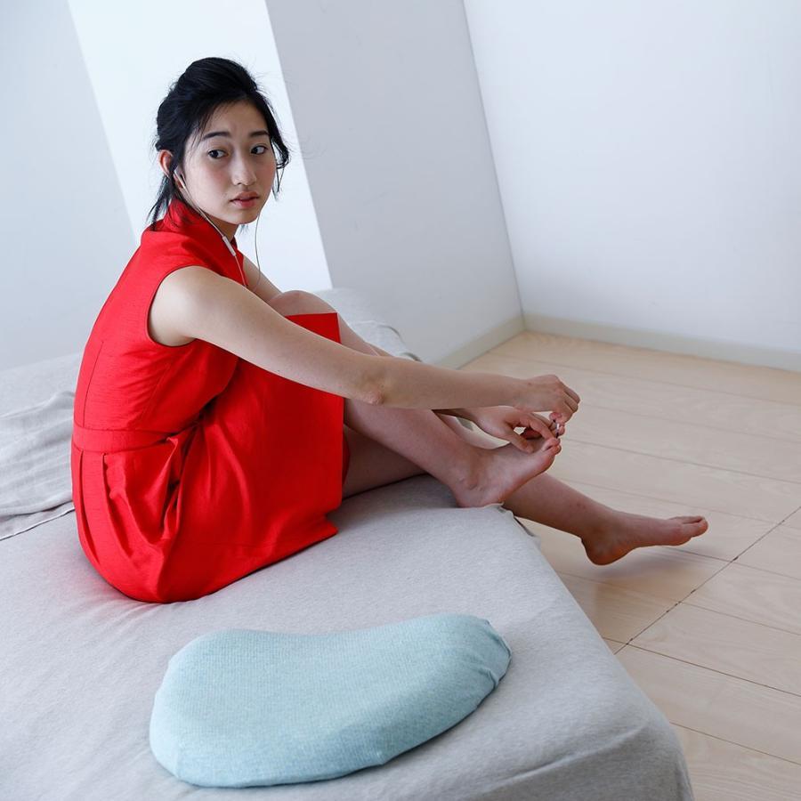 iimin レディースピロー 安心・安全、日本品質のボタニカルオーガニックコットン使用  まるでマシュマロみたいな女性向けの低反発枕|iimin|11