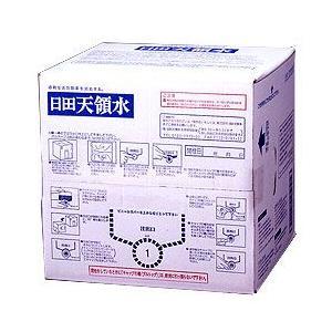 ミネラルウォーター 日田天領水(20Lバックインボックス)|iimon-ajisen