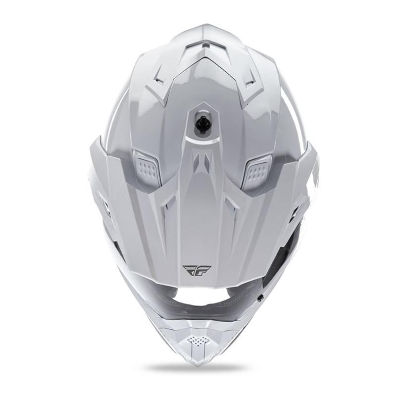 送料無料 FLY RACING TREKKER フライ トレッカー ヘルメット WHITE 2XL PSCマーク付き正規輸入品|iimono-ya|03