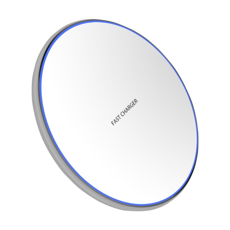 ワイヤレス充電器 充電器 ケーブル 急速 Qi iPhone アンドロイド Airpods Pro Galaxy HuaWei おくだけ充電 薄型 Qi認証 スマートフォン 送料無料 iinecompany 14