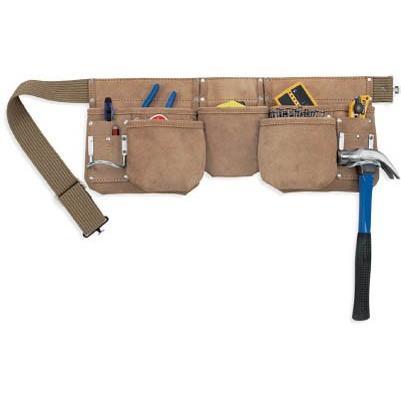 クニーズ Kunny's カナダ ツールバッグ腰袋両側ベルト品名: AP-622