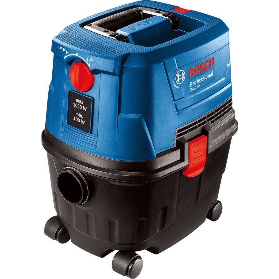 ボッシュ BOSCH マルチクリーナーPRO GAS10 集塵機 集塵 集じん機 クリーナー 掃除機 建築 建設 事務所 オフィス 設備 大工 DIY