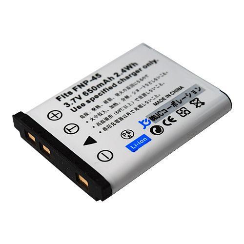 フジフィルム FUJIFILM NP-45 NP-45A NP-45S 激安☆超特価 互換バッテリー 即納