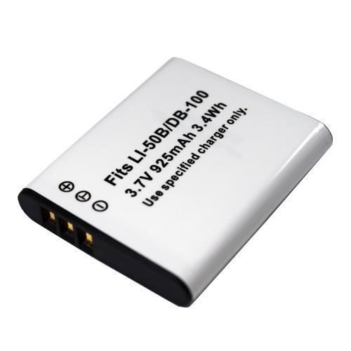 オリンパス OLYMPUS Li-50B リコー 互換バッテリー DB-100 贈答品 未使用品 RICOH