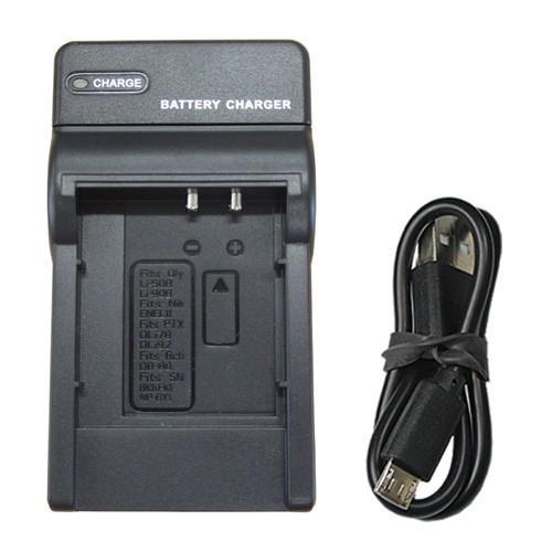 充電器 USBタイプ オリンパス OLYMPUS Li-50B Li-90B ペンタックス ニコン PENTAX D-Li92 NIKON D-li78 EN-EL11 対応 売店 おすすめ