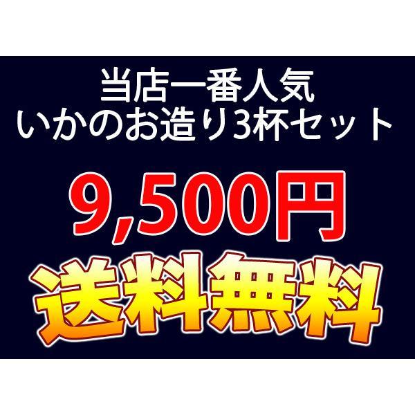 ■送料無料■海舟一番人気【いかのお造り】5杯セット(1杯180g前後) 特別価格でご提供 |ikahune-kaisyu|02