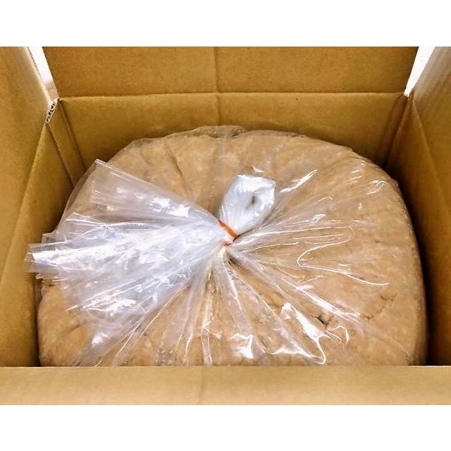 仕込み味噌 十六割糀 15kg 箱入り 無添加 新潟産米・大豆100%|ikarashikoujiya|03