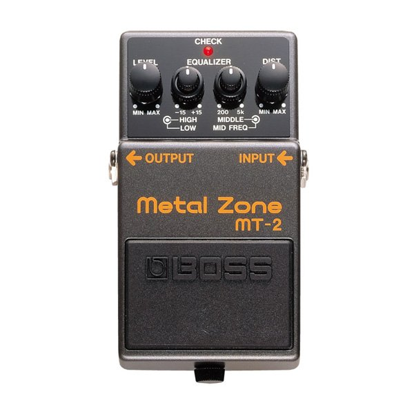 BOSS ボス MT-2〈Metal お見舞い Zone〉 期間限定送料無料 送料込 あすつく対応 ポイント5倍