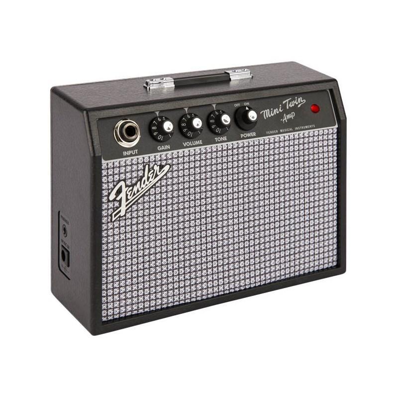 Fender USA いつでも送料無料 フェンダー MINI TWIN-AMP 送料無料 信憑 #039;65