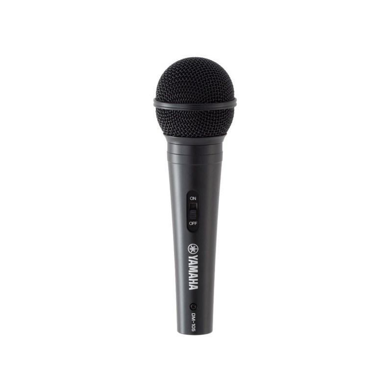 YAMAHA 国内正規品 DM-105 ケーブル付き 美品 ダイナミックマイク