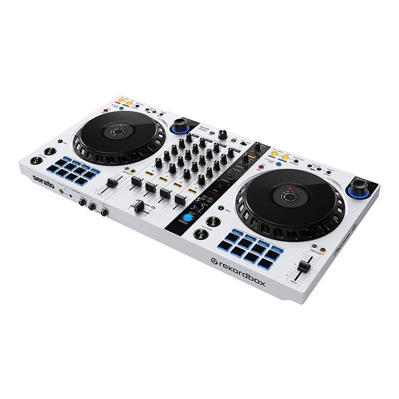 セールSALE%OFF Pioneer DJ DDJ-FLX6-W お得クーポン発行中 限定ホワイトモデル 期間限定ご予約特典付き PCスタンド チュートリアル動画プレゼント 8月25日発売予定