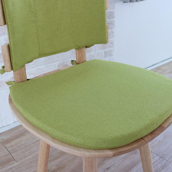 ダイニングテーブルセット 北欧風 円形 4人掛け 5点 天然木 無垢 丸テーブル おしゃれ 幅100cm ナチュラル 回転椅子 カバーリング gkw|ikikagu|10