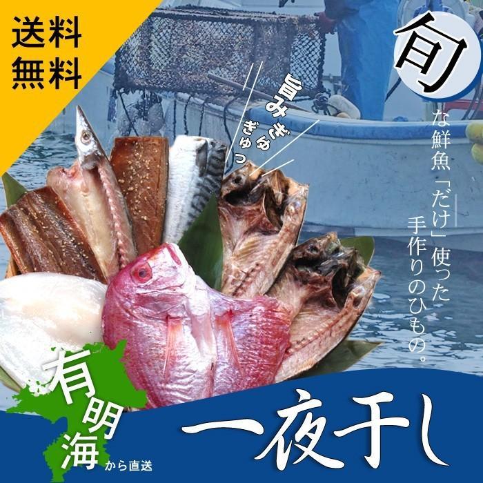 一夜干し 干物 おまかせ お歳暮 4500円セット 美味しい 海鮮 ギフト プレゼント 送料無料 ikkadanran