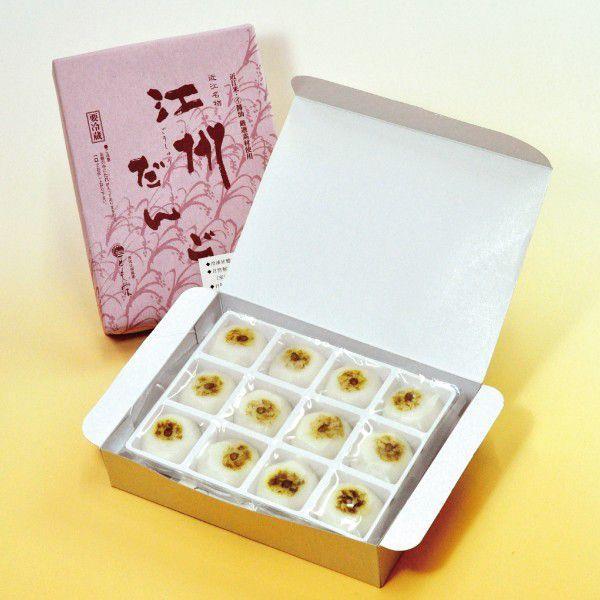 みたらし団子 逆バージョン 江洲だんご 12個入り お花見 贈り物 プレゼント ギフト 景品|ikkadanran|02