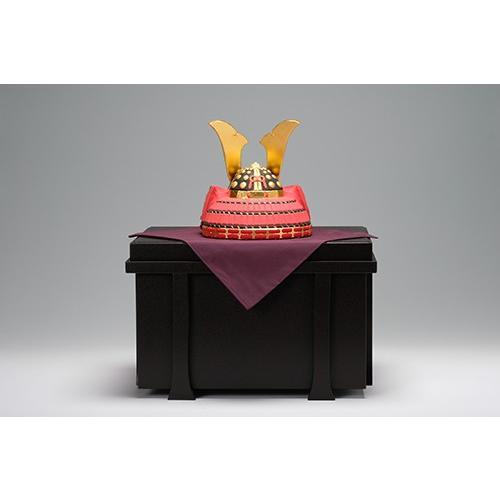 五月人形 兜 8号サイズ 桂 牡丹 獅子   端午の節句 飾り 兜飾り 一刀彫り おしゃれ 一刀彫 奈良 ikkisya 03