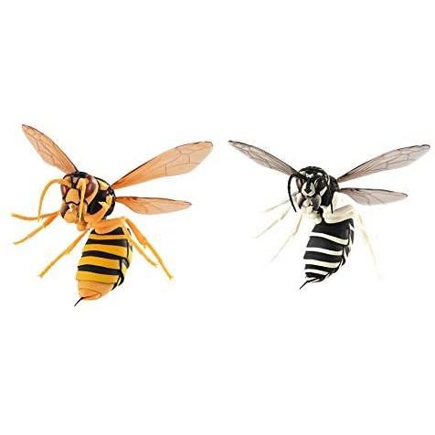 スズメバチ ガシャポン