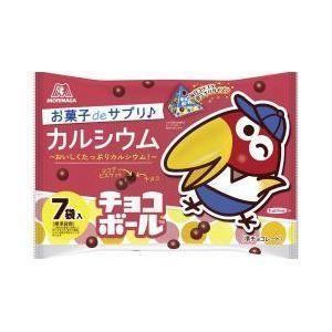 森永製菓 チョコボール ココアビスPPカルシウム入 7袋×12入 ikkomon-marche