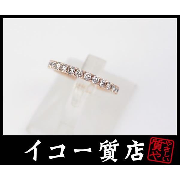 最高の品質 K18PG ダイヤ合計1.05ct入り ファッションリング 12号 【】, A.BOMBER 468bb863