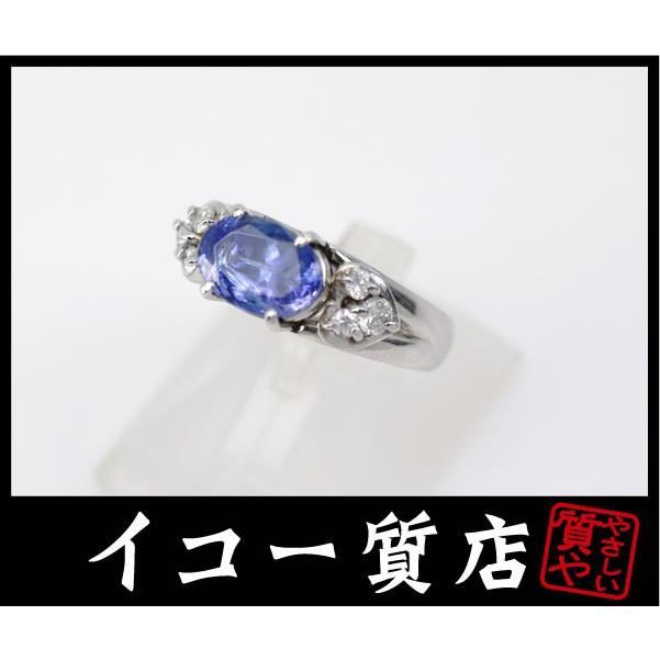 【ギフ_包装】 Pt900 タンザナイト2.19ct ダイヤ ファッションリング 18号 【】, アスポ:9cec73dd --- airmodconsu.dominiotemporario.com