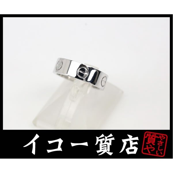 交換無料! カルティエ ラブリング 750WG 51サイズ 新品仕上げ済み 【】, POST DETAIL 1410e27c