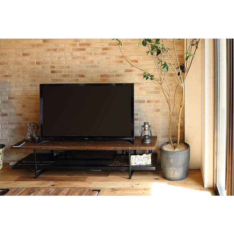 古材テレビボード150アイアン 設置配送無料 ikpイカピー ikp 11