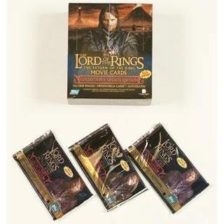 ロード・オブ・ザ・リング 「王の帰還」 トレーディングカード アップデート版
