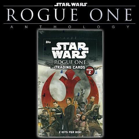 2016 TOPPS STAR WARS ROGUE ONE SERIES 2「ローグ・ワン/スター・ウォーズ・ストーリー」トレーディングカード第2弾