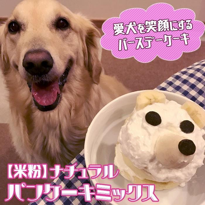 米粉 ナチュラルパンケーキミックス 150g