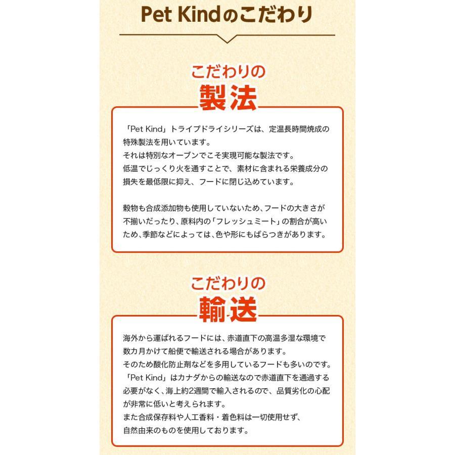ペットカインド Pet Kind グレインフリー トライプドライGL レッドミート 230g イリオスマイル ポイント消化 iliosmile 13