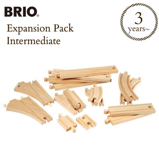 木のおもちゃ 木製玩具 ウッドトイ BRIO WORLD ブリオ 追加レールセット2 33402