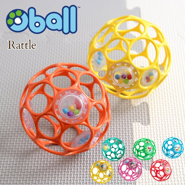 ボール ラトル がらがら オーボールラトル ベビーおもちゃ オーボール リノトーイ 特売 知育玩具 登場大人気アイテム