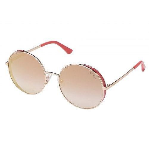 最も完璧な GUESS Gold/Bordeaux ゲス レディース レディース 女性用 メガネ 眼鏡 - サングラス GU7606 - Shiny Rose Gold/Bordeaux Mirror, 幸せアイテム 美来:b13c61d5 --- swamisamarth.online