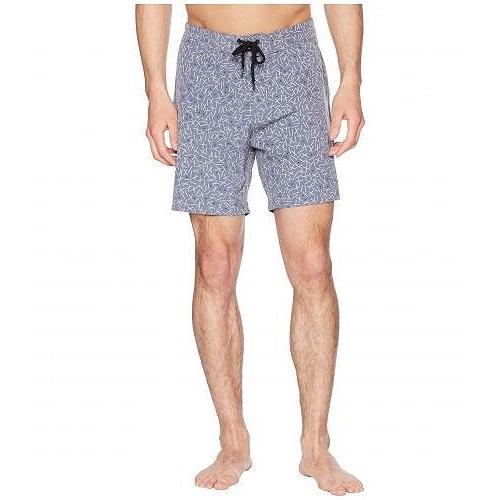 Globe グローブ メンズ 男性用 スポーツ・アウトドア用品 水着 Shangri La 3.0 Boardshorts - Bruise 青