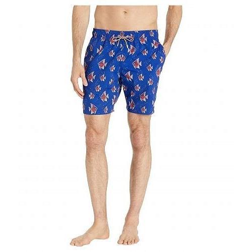 Bugatchi ブガッティ メンズ 男性用 スポーツ・アウトドア用品 水着 Swim Shorts - Navy