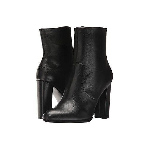 【楽天最安値に挑戦】 Steve Madden スティーブマデン レディース - 女性用 シューズ シューズ レディース 靴 ブーツ アンクルブーツ ショート Editor Dress Bootie - Black Leather, アドバンス通販:da164353 --- fresh-beauty.com.au
