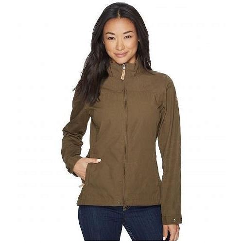 低価格で大人気の Fjallraven フェールラーベン レディース 女性用 ファッション アウター ジャケット コート アクティブウエア Kiruna Lite Jacket - Khaki, 【一部予約!】 6c97ce12