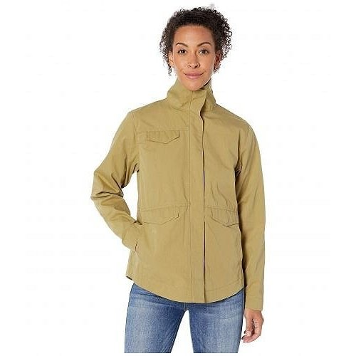 【予約受付中】 NAU ナウ レディース 女性用 ファッション アウター ジャケット コート アクティブウエア Introvert Crop Jacket - Nutmeg, 琴海町 55ab1b10