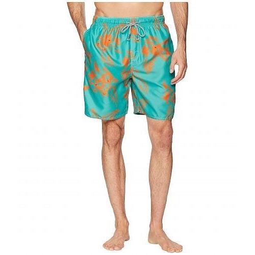 True Grit トゥルーグリット メンズ 男性用 スポーツ・アウトドア用品 水着 Waterman Laguna Boardshorts - Turquoise