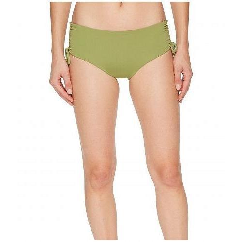 Seafolly シーフォリー レディース 女性用 スポーツ・アウトドア用品 水着 Active Ruched Hipster Bottoms - Moss