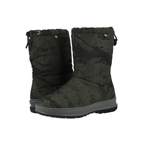 春先取りの Bogs ボグス レディース 女性用 Mountain シューズ シューズ 靴 ブーツ レディース スノーブーツ Snowday Mid Mountain - Dark Green, 知多市:451f0caa --- fresh-beauty.com.au