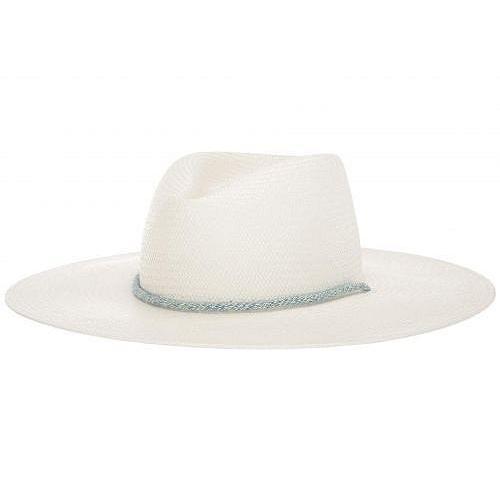 【T-ポイント5倍】 rag & bone ラグアンドボーン レディース 女性用 ファッション雑貨 小物 帽子 サンハット Wide Brim Panama Hat - White 1, 良品トナー 0f612143