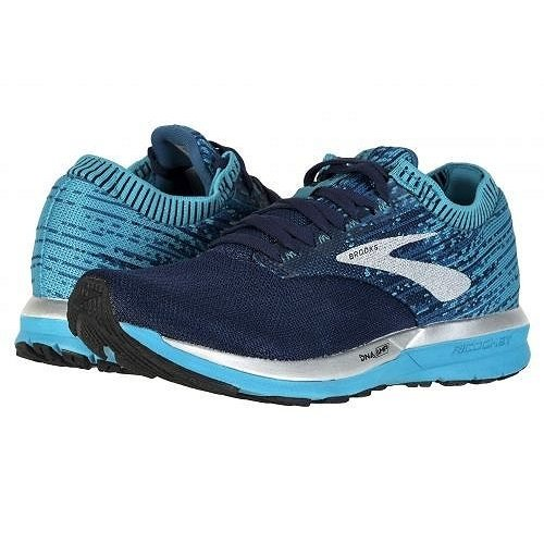【在庫処分】 Brooks ブルックス レディース 女性用 シューズ 靴 靴 女性用 スニーカー 運動靴 Ricochet 運動靴 - Navy/Blue/White, インテリア ダイキ:662e6fc6 --- theroofdoctorisin.com