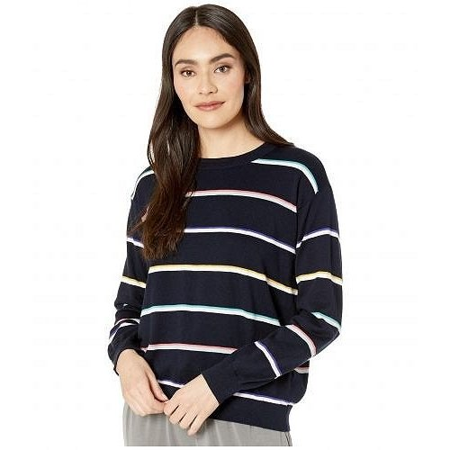 新着商品 Splendid スプレンデッド レディース 女性用 ファッション Sweater セーター Fleet - Sweater - レディース Navy Multi Stripe, きれいになーれ:96407363 --- theroofdoctorisin.com