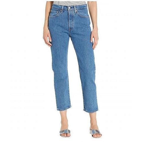 Levi's(R) Premium リーバイス レディース 女性用 ファッション ジーンズ デニム Premium 501 Crop - Jive Stonewash