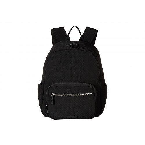 【期間限定!最安値挑戦】 Vera Bradley ベラブラッドリー レディース 女性用 バッグ Bag 鞄 バックパック Baby リュック レディース Iconic Backpack Baby Bag - Classic Black, アクア ニューインナー:10e5384f --- fresh-beauty.com.au